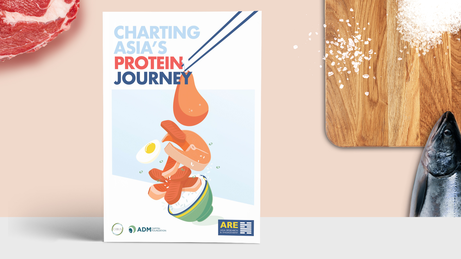 Charting Asia's Protein Journey, Food Report